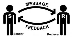 Комуникацията е двустранен процес