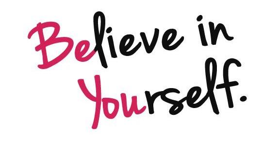 Искате да успявате? Вярвайте в себе си!
