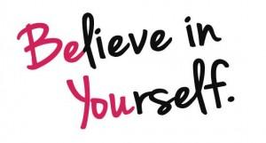Вярвайте в себе си!