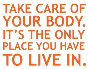 Грижи се за тялото си