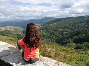 Наблюдавйки природата на El Camino