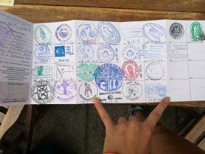 Пилигримски паспорт